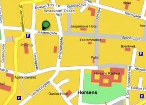 Kiropraktor Kenny Nielsen Jessensgade 3, Horsens